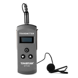 得胜(TAKSTAR) ET120 FM 扩音器发射器