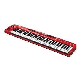 百灵达(BEHRINGER) U-CONTROL UMX610 61键USB/ MIDI控制器键盘