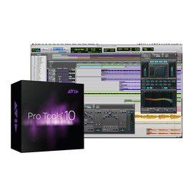 爱维德(AVID) protools10 教育版 音频工作站软件 录音编辑混音