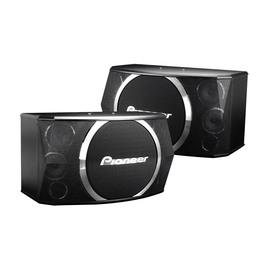 先锋(Pioneer) CS-X100 旗舰级10寸家庭KTV音响家用专业卡拉OK音箱 卡包音箱(一对装)