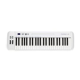 山逊(SAMSON) carbon 49键 半配重键盘(不带触后) MIDI键盘 支持IPAD