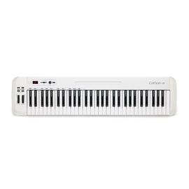 山逊(SAMSON) carbon 61键 半配重MIDI键盘 支持IPAD