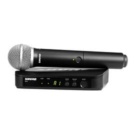 舒尔(SHURE) BLX24/PG58 KTV/演出手持式无线动圈麦克风(标配不含线材)