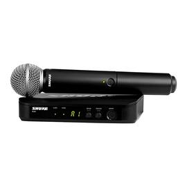 舒尔(SHURE) BLX24/SM58  KTV/演出手持式无线动圈麦克风