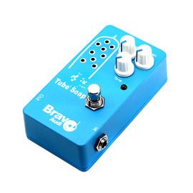 Bravo Audio soap 内置电子管电箱琴电吉他单块增益效果器