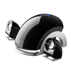 漫步者(Edifier) E1100PLUS  2.1低音炮音箱 桌面怪兽音箱