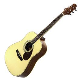 三益(Samick) D-5  41寸云杉单板民谣吉他