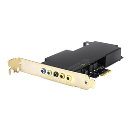 德国坦克(Terratec) 傲龙7.1 HiFi家庭电影院音乐PCI-E内置专业声卡