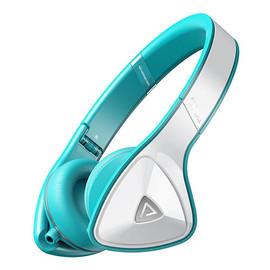 魔声(Monster) DNA 头戴式便携折叠耳机 (tiffany蓝)