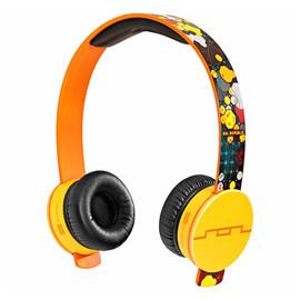 SOL REPUBLIC Deadmau5 Tracks HD 头戴式耳机 V10驱动单元 重低音效果 带线控带麦 可拆