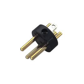 其它 GCF003/G 3P 话筒 线材 三芯公卡侬头 正牙三针