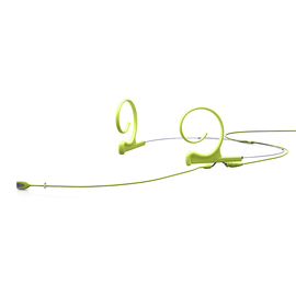 DPA FIDLLB00-2 d:fine HeadSet Microphones 电容式双耳带微型麦克风 青柠色