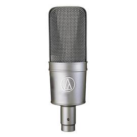 铁三角(Audio-technica) 日本进口 AT4047/SV 电容式录音麦克风