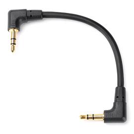 飞傲(FiiO) L8 3.5转3.5 单晶铜线 弯头
