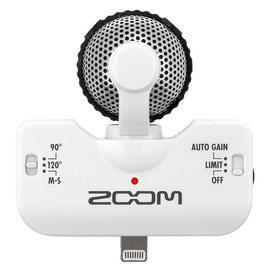 ZOOM iQ5 iphone5 电容式苹果手机K歌麦克风  (白色)