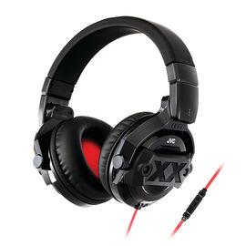 杰伟世(JVC) HA-MR77X  XX系列 超重低音头戴式DJ耳机