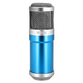 匹亚比(PROYOUBO) 愉悦5 电容式USB录音/网络K歌麦克风 内置声卡(蓝色)