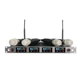 咪宝(MIPRO) ACT747\ACT7H KTV/演出手持式U段无线电容麦克风