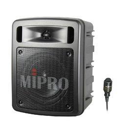 咪宝(MIPRO) MA-303DB 60W 5寸户外PA多功能无线扩声音箱