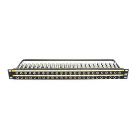 优曲克(Neutrik) LF48 音频跳线板 焊接式