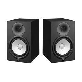 雅马哈(YAMAHA) 印尼进口 HS7  新白盆6.5寸监听音箱 黑色(对)