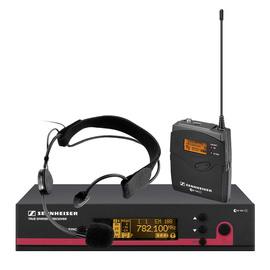森海塞尔(Sennheiser) EW152G3 KTV/演出头戴式无线麦克风