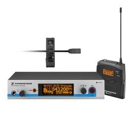 森海塞尔(Sennheiser) EW512G3 KTV/演出领夹式无线麦克风