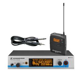 森海塞尔(Sennheiser) EW572G3 KTV/演出无线接收器