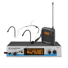 森海塞尔(Sennheiser) EW572G3/HSP4 KTV/演出头戴式无线麦克风