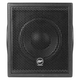 bfaudio BF- 10S 10寸有源家庭KTV音响家用卡拉OK低音音箱 黑色(只)