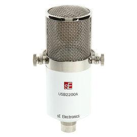 sE ELECTRONICS SE2200A 电容式USB录音麦克风