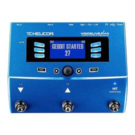 TC Helicon VOICELIVE Play 人声效果器