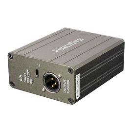 HiroSys SDI 独立式无源单通道 变阻盒子