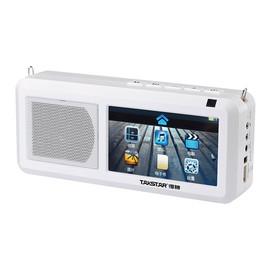 得胜(TAKSTAR) E18 多媒体音箱 扩音器 (白色)