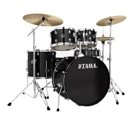 TAMA RM52KH6节奏伴侣 Rhythm Mate架子鼓 配镲片(黑色)