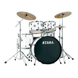 TAMA RM52KH6节奏伴侣 Rhythm Mate架子鼓 配镲片(白色)