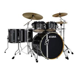 TAMA MK62HZBNS Superstar Hyper-Drive架子鼓 (碳黑色)