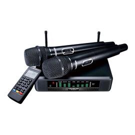 得胜(TAKSTAR) TS-6500FX 超能唱霸 KTV/演出手持式无线动圈麦克风