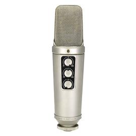 罗德(RODE) NT2000 电容式人声录音麦克风