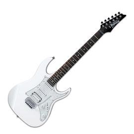 依班娜(Ibanez) GRX140 初学入门电吉他 (白色)