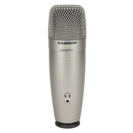 山逊(SAMSON) C01U pro 电容式USB录音麦克风