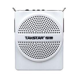 得胜(TAKSTAR) E188M 教学 插卡U盘 导游 腰挂扩音器 (白色)
