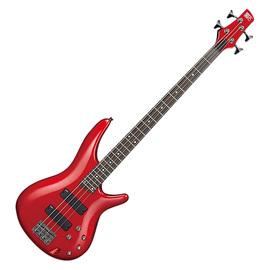 依班娜(Ibanez) 电贝司品牌 SR300E 24品电贝司 (红色)