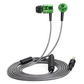 屌猴(URBANFUN) HIFI圈铁入耳式耳塞 手机专用 (抹茶绿)
