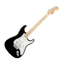 芬达(Fender) 电吉他品牌 014-4702-506 墨标 STRAT 21品电吉他 (黑色)