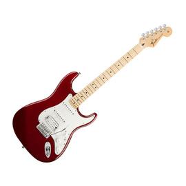 芬达(Fender) 电吉他品牌 014-4702-509 墨标 STRAT 21品电吉他 (苹果红)