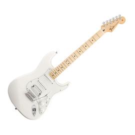 芬达(Fender) 电吉他品牌 014-4702-580 墨标 STRAT 21品电吉他 (极地白)