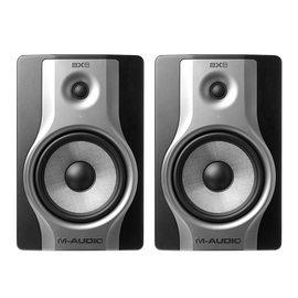 美奥多(M-AUDIO) BX8 Carbon 录音室专业8寸有源监听音箱 一对