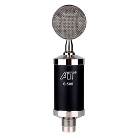 ISK S 500小奶瓶电容式录音麦克风 (黑色)