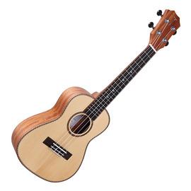 Tom TUC-280 23寸尤克里里单板四弦小吉他 (配包)